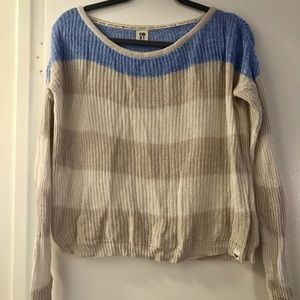 Multicolored Roxy Sweater